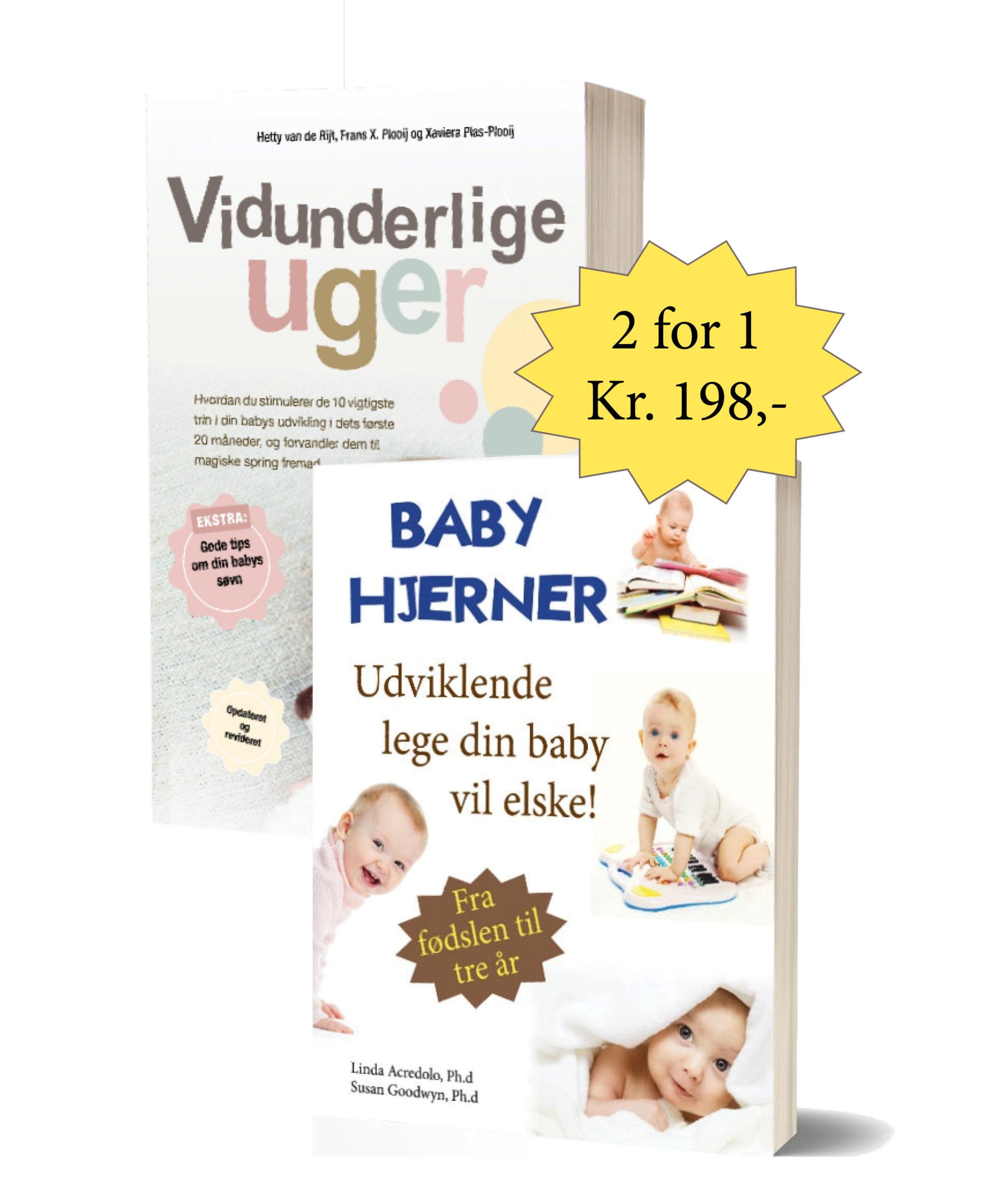 Vidunderlige Uger, babys udvikling, tigerspring, lege for 1 årige, bøger om baby